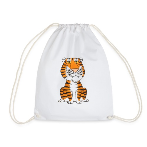 kidscontest Tiger - Drawstring Bag