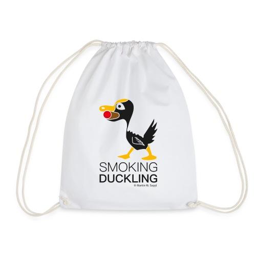 smoking duckling - Turnbeutel