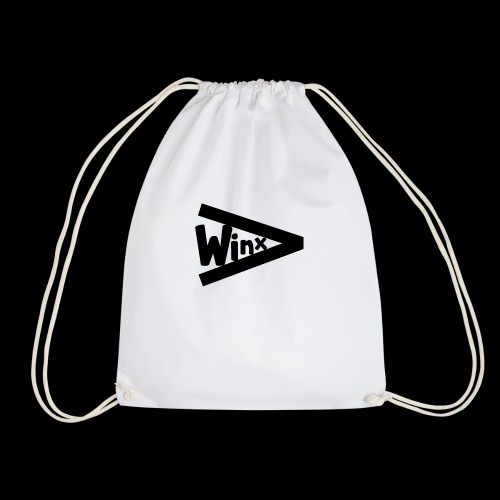 Winx Media Logo - Drawstring Bag