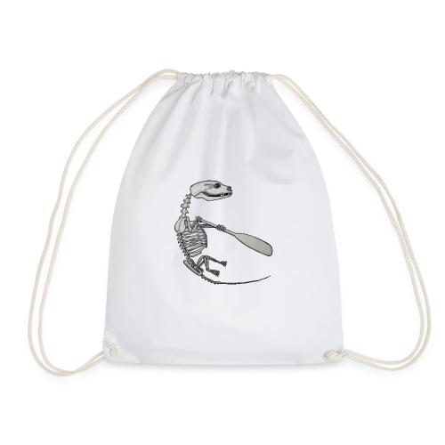 Skeleton Quentin - Drawstring Bag