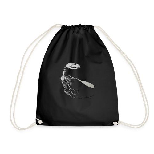 Skeleton Quentin - Drawstring Bag