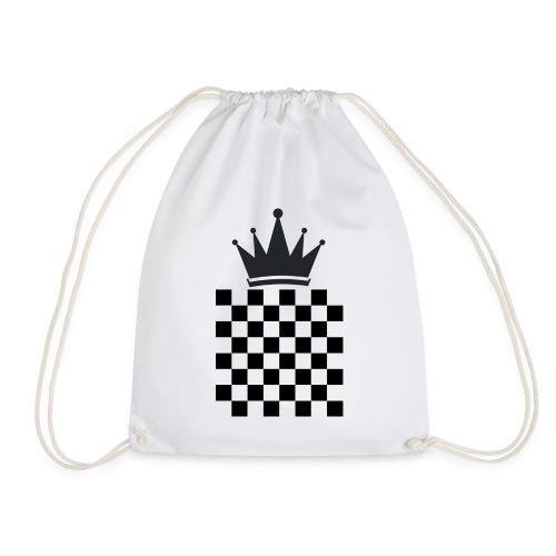 Schach König - Turnbeutel