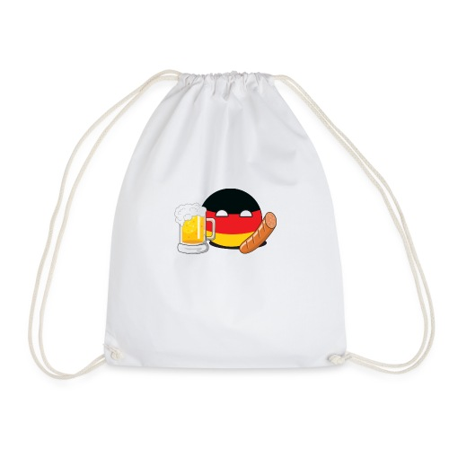 GermanyBall - Drawstring Bag