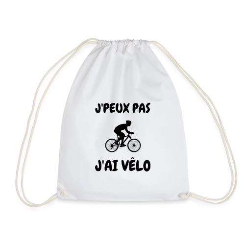 JPEUX pas Jai velo - Sac de sport léger