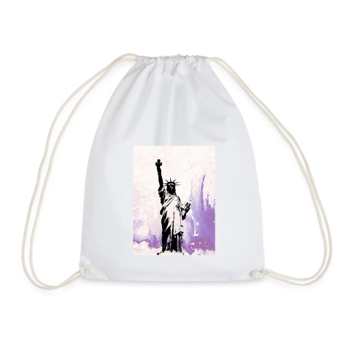 Purple liberty - Mochila saco