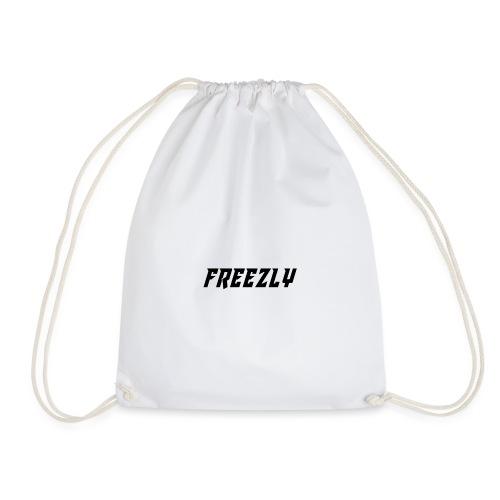 Freezly [Serien] Merch Kollektion - Turnbeutel