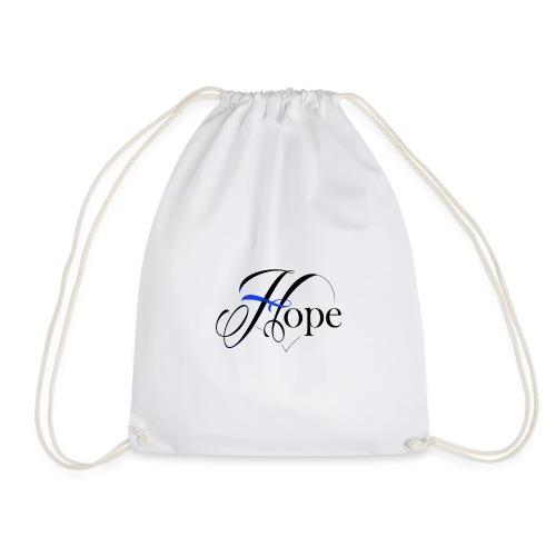 Hope startshere - Drawstring Bag