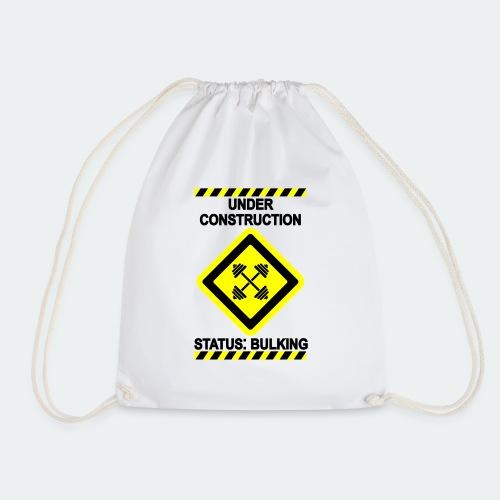 Under Construction - Bulking - Drawstring Bag
