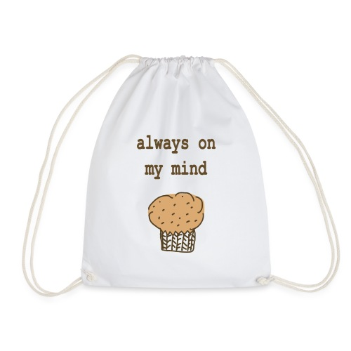Always On My Mind Muffin - Turnbeutel