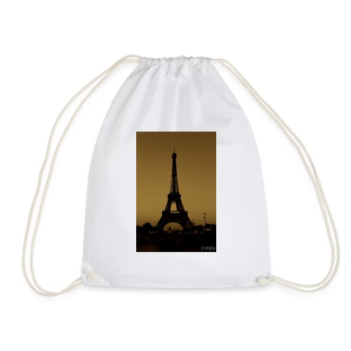 Paris - Drawstring Bag