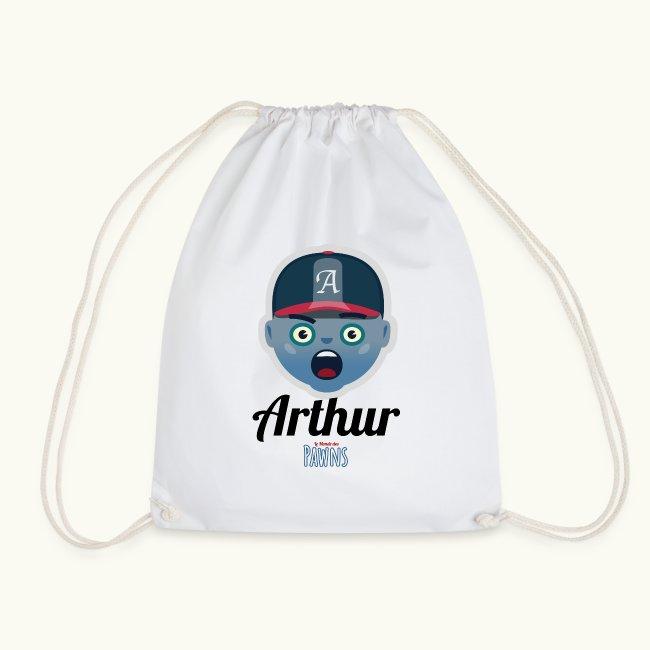 Arthur (Le monde des Pawns)