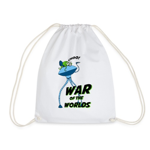 The War of the Worlds - Mochila saco
