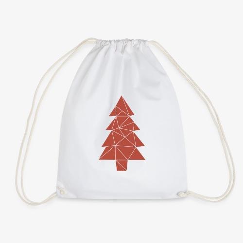 Tannenbaum Weihnachten - Turnbeutel