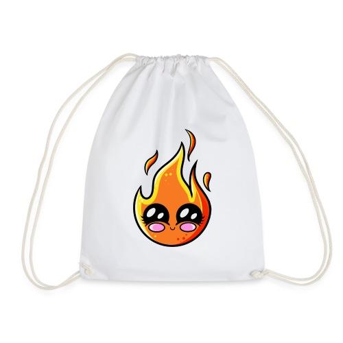 Kawaii Fire - Sac de sport léger