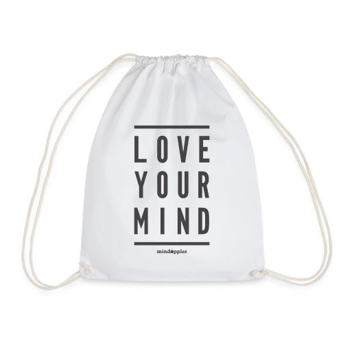Mindapples Love your mind merchandise - Drawstring Bag