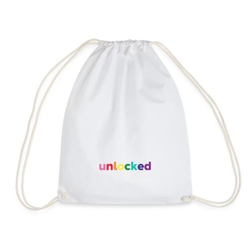 Unlocked - Mochila saco