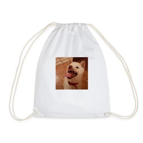 Mein Hund xD - Turnbeutel