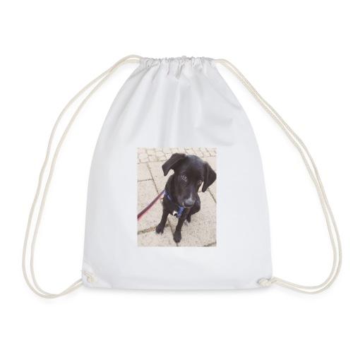 Hund twix - Turnbeutel