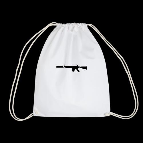 VanityDesigns Black M4 - Sportstaske