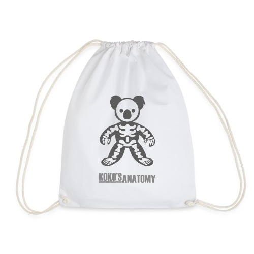 Koko anatomy - Drawstring Bag