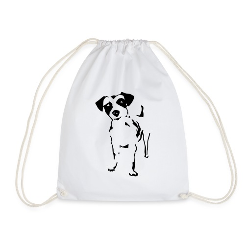 Jack Russell Terrier - Turnbeutel