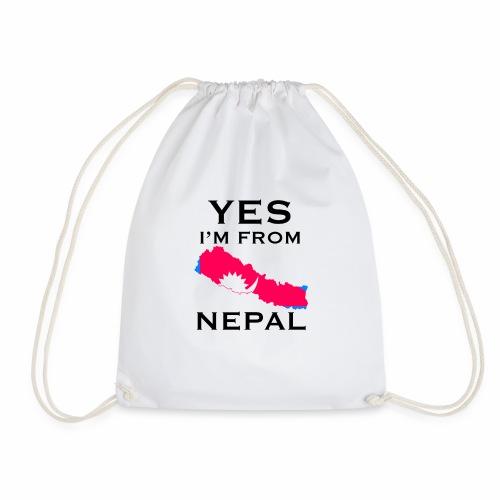NEPAL - Drawstring Bag