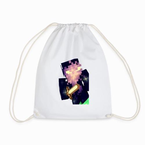 Shaykh Gaming Mineĉraft Skin - Drawstring Bag
