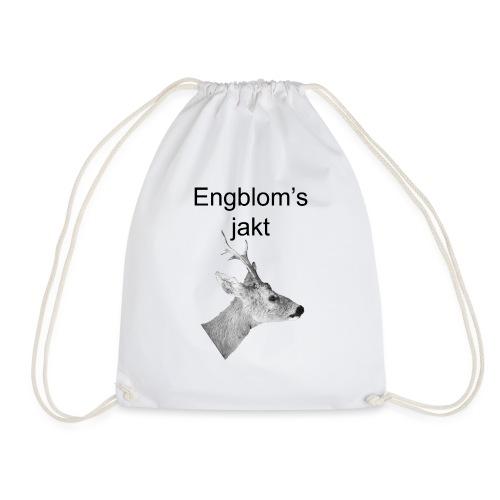 Officiell logo by Engbloms jakt - Gymnastikpåse