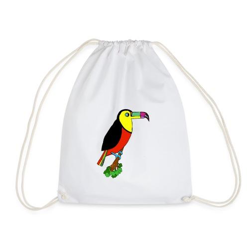Le toucan - Sac de sport léger