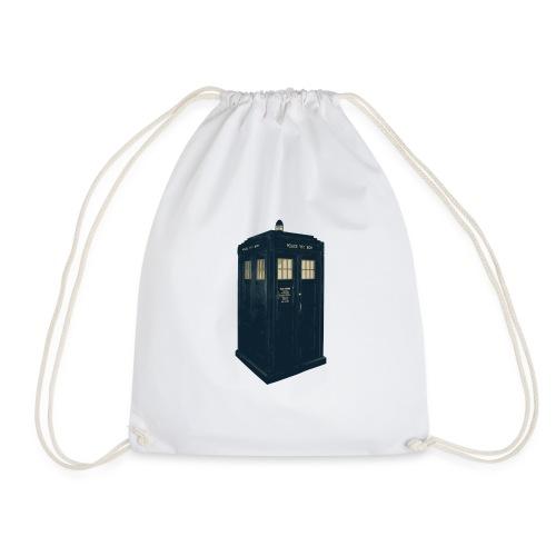 Tardis Doctor Who - Drawstring Bag