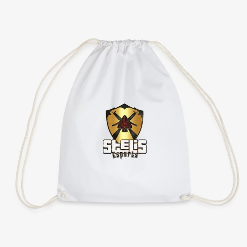 STELIS LOGO - Drawstring Bag