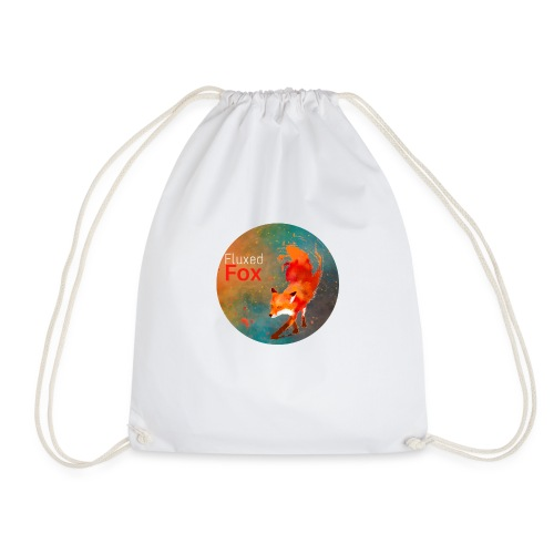 FluxedFoxOffical - Drawstring Bag