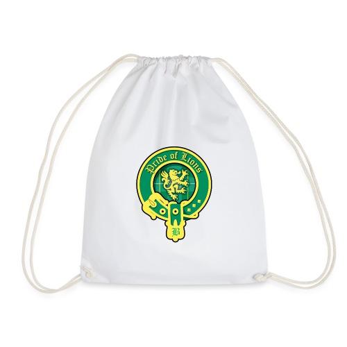 pride of lions logo - Turnbeutel
