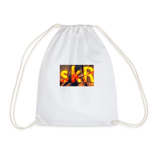 Flames - Drawstring Bag