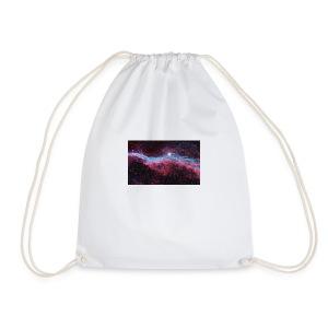Wild Berry Space Tee - Drawstring Bag