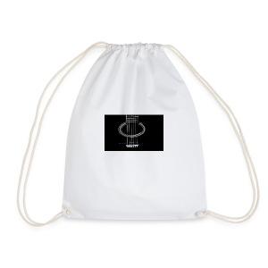 Guitar tee - Drawstring Bag