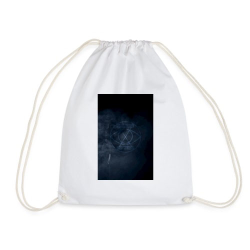 BurnDownPhoneCase PNG - Drawstring Bag