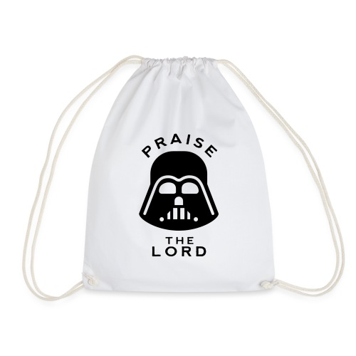 PRAISE THE LORD - Drawstring Bag