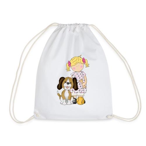 Thank you Dog Walker - Drawstring Bag