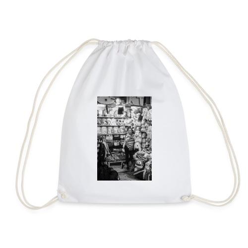 Fluffy-Mart - Drawstring Bag