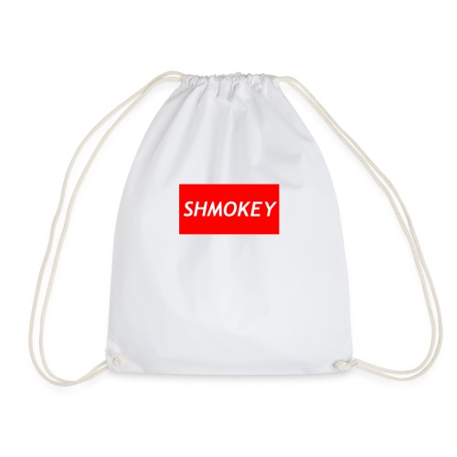 Box Logo - Drawstring Bag