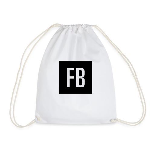 FB logo - Drawstring Bag