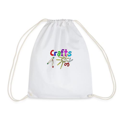 Crafts - Drawstring Bag