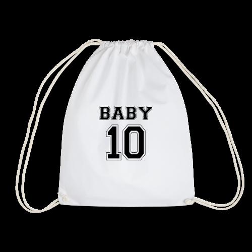 BABY 10 - Black Edition - Turnbeutel