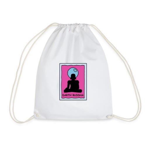 DARTH BUDDHA - Drawstring Bag