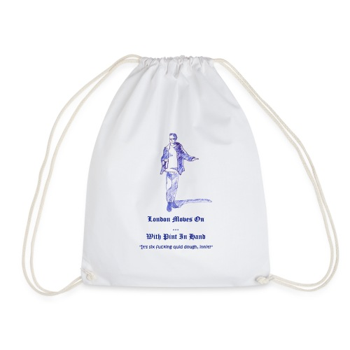 Pint Pride - Drawstring Bag