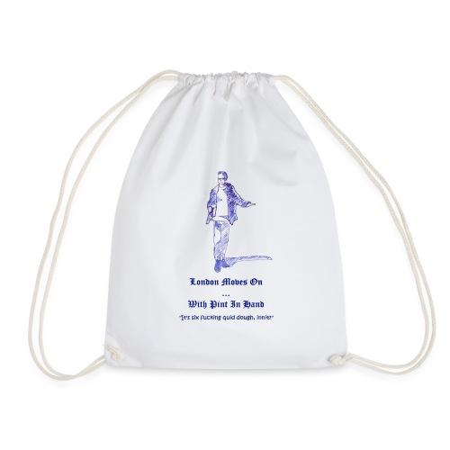 Pint Pride - Drawstring Bag