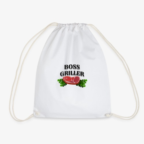Boss Griller - Drawstring Bag