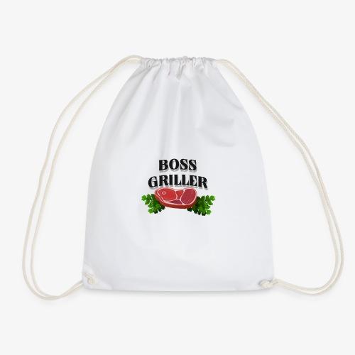 Boss Griller - Drawstring Bag