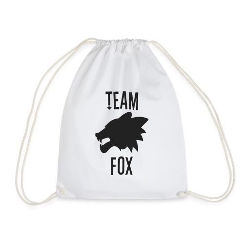 Team Fox - Drawstring Bag